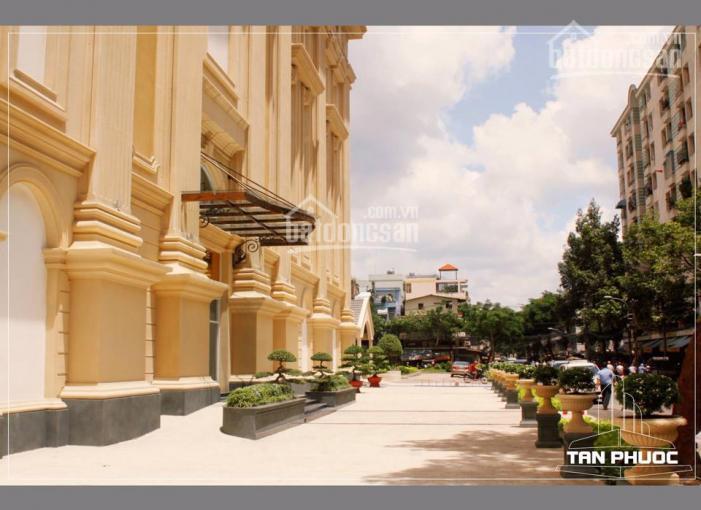 Chính chủ cần tiền bán gấp căn hộ cao cấp Tân Phước Plaza, trung tâm Q11, giá 2,4 tỷ/căn ảnh 0