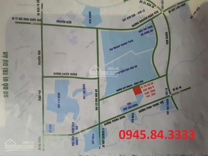 Bán liền kề Cầu Bươu, giá từ 4.2tỷ, căn 56m2 và 7.5ty căn 123m2