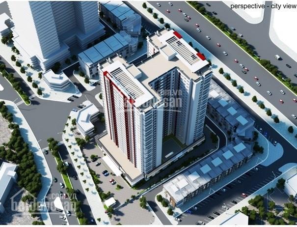 Bán cắt lỗ ngay căn chung cư cao cấp The One Residence P Yên Duyên, Q Hoàng Mai, HN 0368233002 ảnh 0