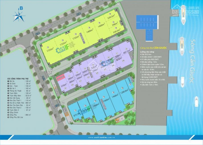 Cho thuê kho, xưởng mới xây, diện tích từ 500 5.000m2 tại kcn tân kim, mặt tiền quốc lộ 50