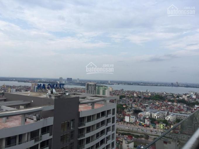 (0915-351-365). Cho thuê căn hộ chung cư Tràng An Complex 105m2, 3PN, đồ cơ bản 12.5 triệu/th