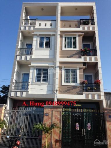 Nhà phố mới xây 4 tầng DT 4x15m, HXH 6m, cách Đại Lộ Đông Tây 100m giá 5,29 tỷ/căn