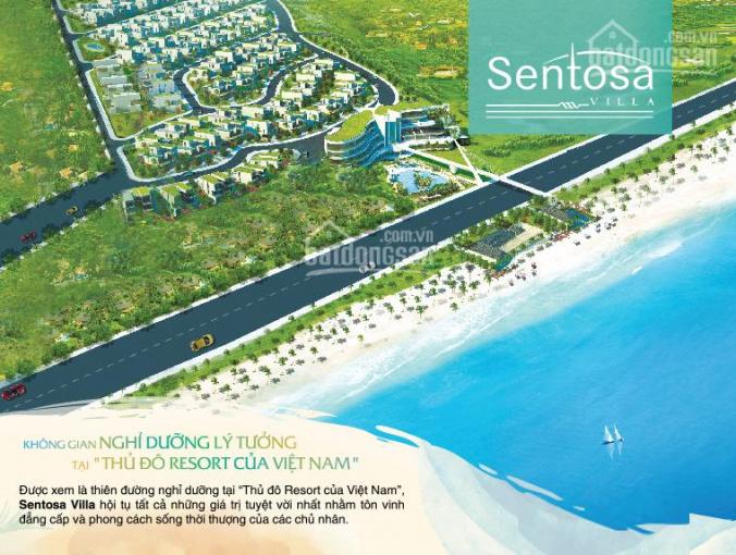 Đất nền Mũi Né xây biệt thự Sentosa Phan Thiết, giá 11.5tr/m2 có thể thương lượng, LH 0903042938