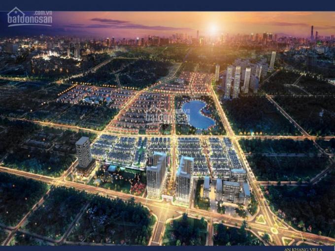 Cơ hội sở hữu biệt thự mặt hồ khu An khang Villa, Dương Nội, tập đoàn Nam cường