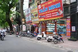 Cho thuê nhà Nguyễn tuân quận Thanh Xuân DT 46M2, 4.5 tầng, MT: 4m giá 30triệu