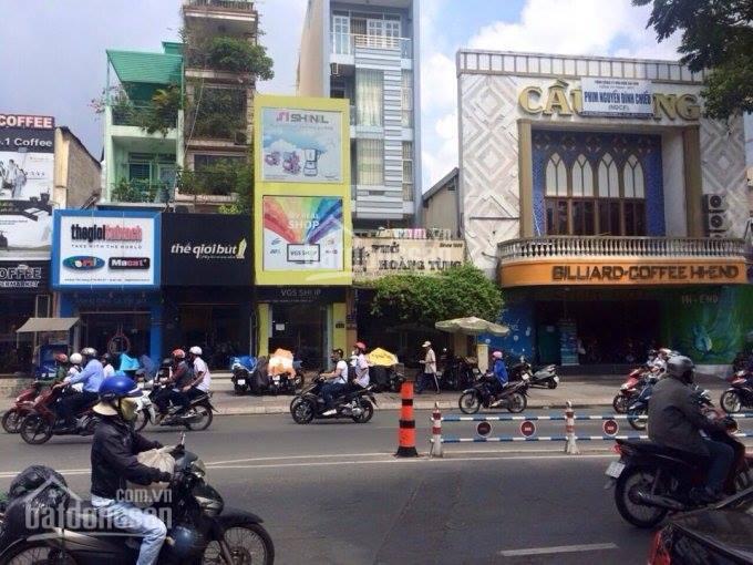 Cho thuê mặt bằng (riêng biệt) mặt tiền đường Khánh Hội, Q. 4, 4mx18m, 20tr, LH 0913.829.525