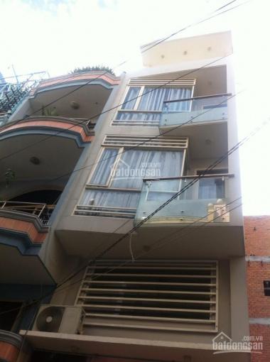 Cho thuê nhà mặt tiền đường Calmette, P. Nguyễn Thái Bình, Q. 1, 4.5mx16m, trệt+3lầu, 40 triệu