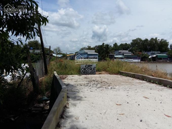 Cho thuê đất thổ cư hơn 400m2, tại xã Phước Lý, huyện Cần Giuộc, Long An