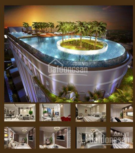 Bán gấp căn hộ 58m2 CH Terra Royal trung tâm Quận 3, bàn giao hoàn thiện quý 4/2019, LH 0904398639