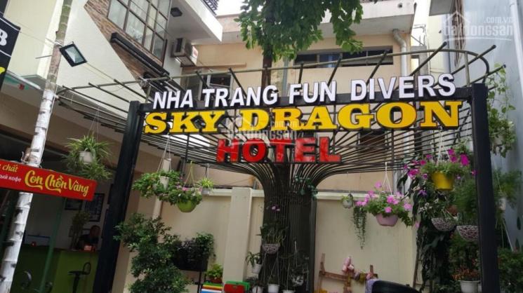 Bán Khách Sạn Khu Phố Tây(Nguyễn Thiện Thuật)