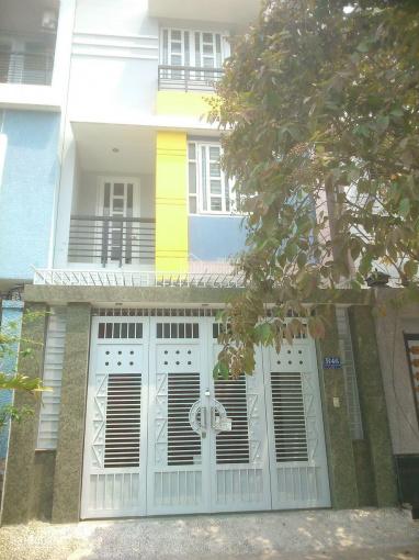 Cho thuê nhà nguyên căn mặt tiền đường nội bộ An Phú Hưng, kế bên siêu thị Lotte Mart ảnh 0