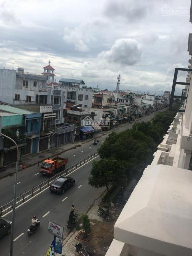 10x20m, trệt 4 lầu mặt tiền Phan Văn Trị, Cityland Park Hill giá tốt