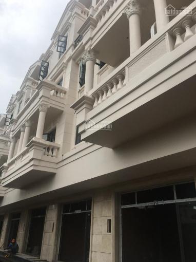 Cho thuê 10x20m, trệt 4 lầu mặt tiền Phan Văn Trị, Cityland Park Hill giá tốt