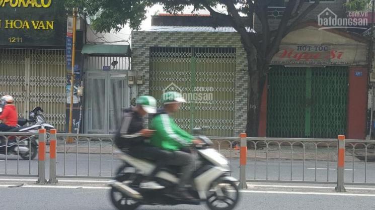 Cần cho thuê căn nhà cấp 4 đường Phan Văn Trị, P. 10, Gò Vấp
