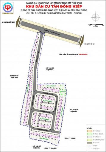 Mở bán dự án kdc phát triển đô thị tân đông hiệp, đường đt 743a, dĩ an, gần bv dĩ an. lh chính chủ