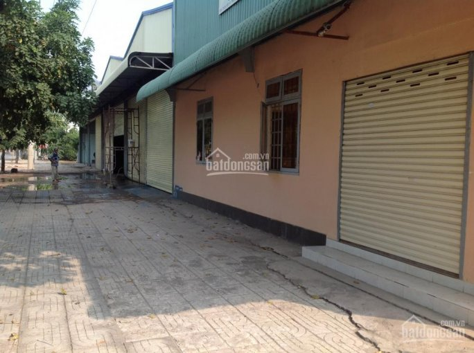 Cho thuê nhà xưởng mặt đường Lê Thị Riêng, Quận 12, DT: 600m2, giá 30 triệu/tháng, 0944.977.229 ảnh 0