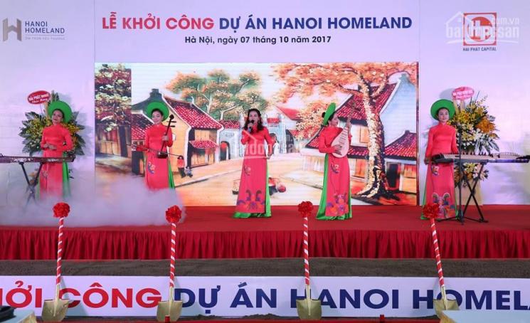 CC bán kiot homeland, Long Biên, giá 30.5tr/m2, LH: 0944224489