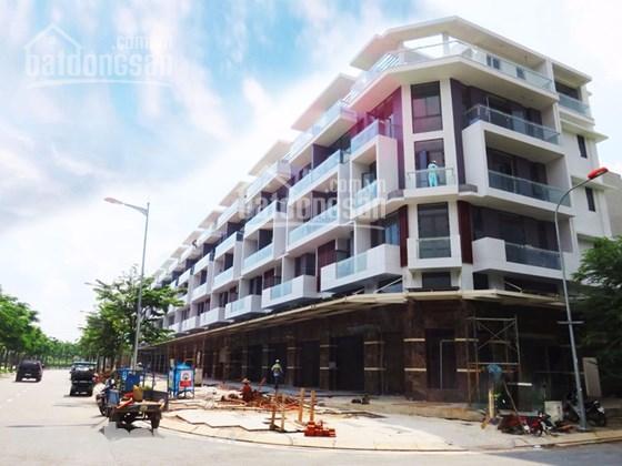 Cho thuê nhà mặt tiền đường Nguyễn Thị Nhung, khu Vạn Phúc City ảnh 0