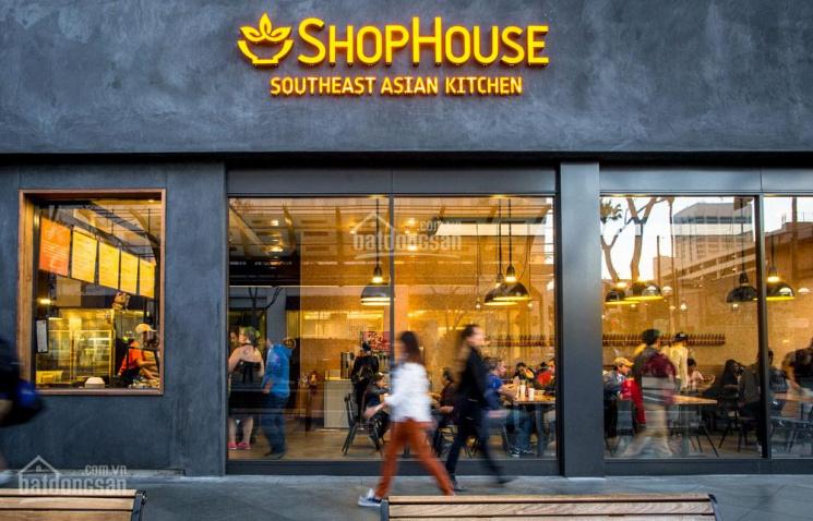 Bán shophouse chung cư thương mại Sài Gòn Gateway chỉ 20 căn mặt tiền XL Hà Nội. 0918125479