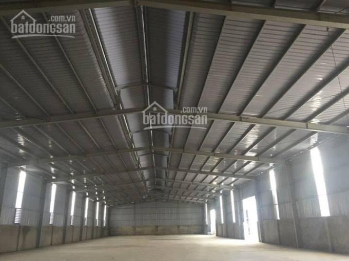 Cho thuê kho xưởng tại KCN - Nguyên Khê, Đông Anh, Hà Nội (chính chủ)