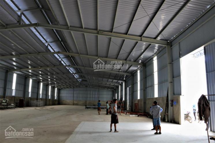 2100m2 kho xưởng Đông Anh, Hà Nội cần cho thuê với giá ưu đãi