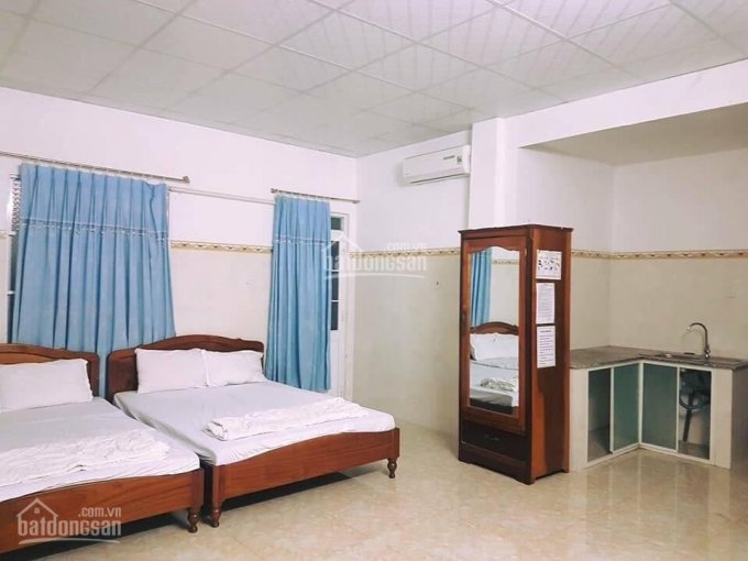 [Cho thuê] Căn hộ Studio 1 phòng ngủ Trần Quý Cáp
