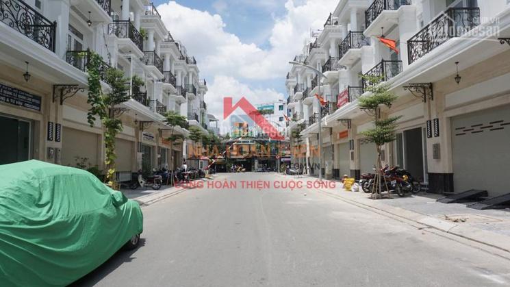 Cho thuê nhà mặt tiền làm văn phòng trung tâm sầm uất nhất Gò Vấp. LH: 0126.2552.555