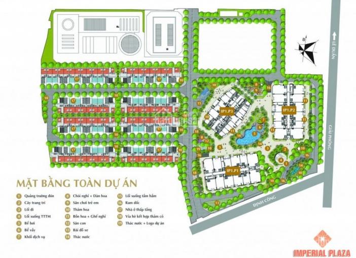 Bán lỗ CC Imperia Plaza 360 Giải Phóng 1808-IP1(79,88m2) và 1010-IP2 (78 ...