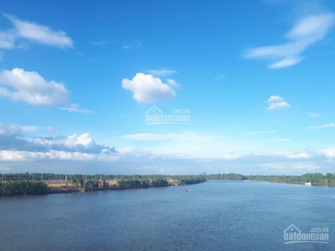 Chính chủ bán 3,500m2 chính xác đất sát mặt sông đồng nai 5tr/m2, không vướng quy hoạch -kdchh