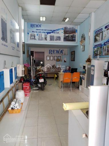 Nhà cần cho thuê mặt tiền Nguyễn Văn Quá, phường ĐHT, Q12, DT 3.5x15m, đúc lửng, giá thuê 15tr/1th