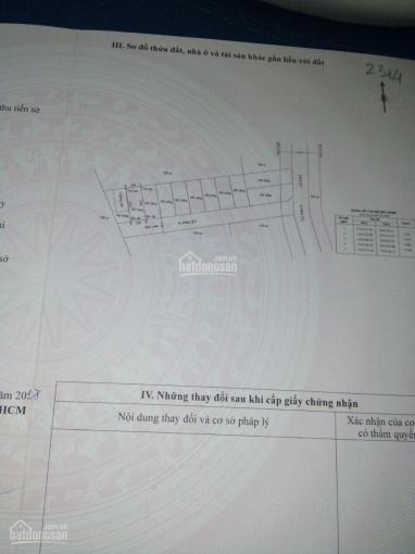 Bán đất (5.8x14m) đường nhựa rộng 6m, Nguyễn Thị Định, p. Thạnh Mỹ Lợi, Q2 ảnh 0