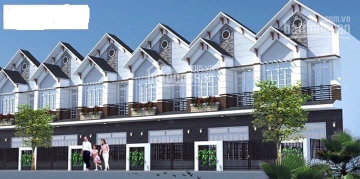 Nhà 1 trệt 1 lầu tại kđt lucky house gần vsip1 thị xã thuận an bình dương  giá 800tr. lh 0902667286