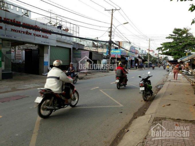 Mặt bằng kinh doanh 3 mặt tiền đường Nguyễn Duy Trinh, gần UBND Xã Phú Hữu, Q. 9. 0909.733.009