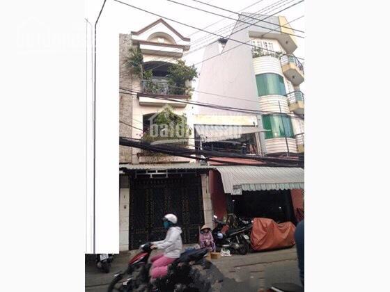 Nhà nguyên căn mặt tiền Phan Văn Trị, P11, Bình Thạnh, 3 lầu, 4.5x22m, 5PN, 22 tr/tháng