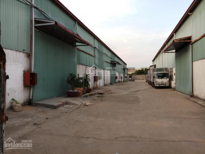 Cho thuê nhà xưởng 1200m2 ngay ngã 3 đông tân - 550 điện 3 pha ổn định. lh 0988816700