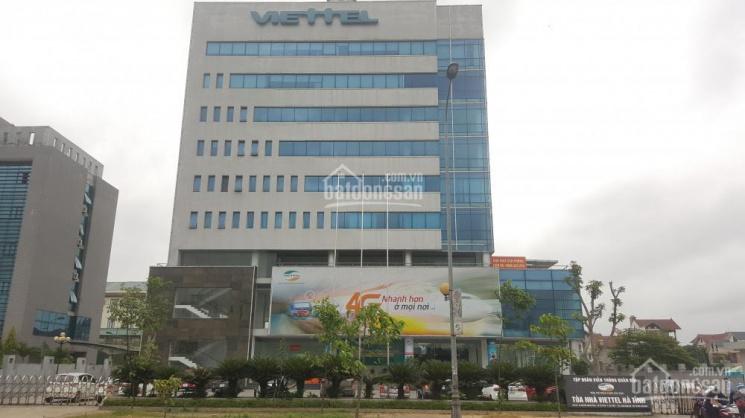 Cho thuê văn phòng tòa nhà Viettel Hà Tĩnh