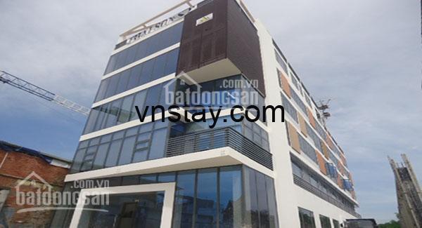 Văn phòng Thái Sơn đường Ung Văn Khiêm cho thuê, 480 - 500m2