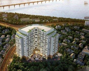 Bán cắt lỗ căn hộ chung cư 440 Vĩnh Hưng, tầng cao, view sông Hồng. Bán gấp 0965180000