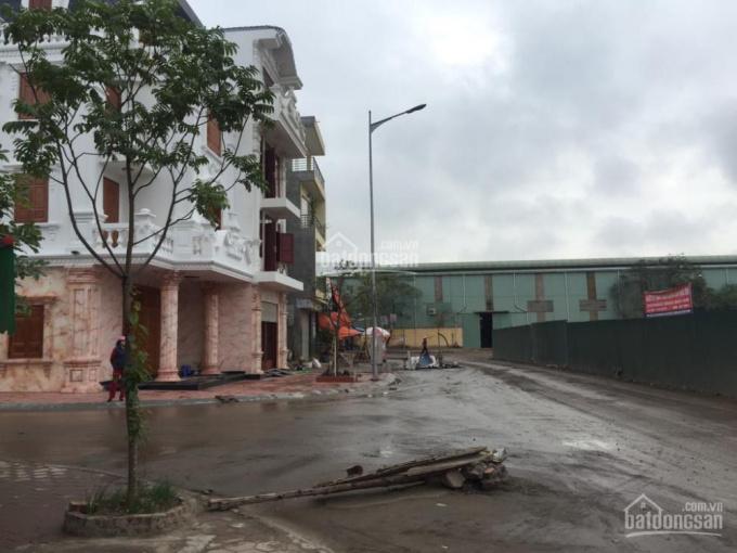 Bán đất hướng Đông Bắc 40m2 tại tái định cư Xi Măng, Sở Dầu, Hồng Bàng