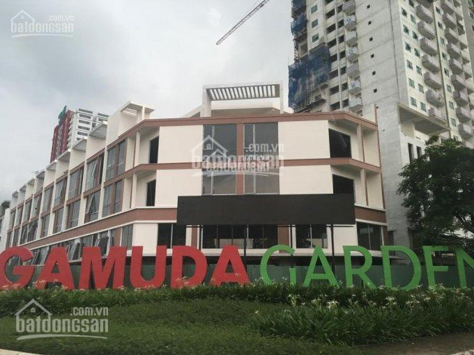 Bán shophouse The Two - Gamuda Gardens: 75m2 - 5 tầng - đã hoàn thiện ảnh 0