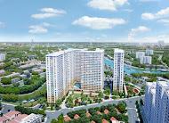 Căn hộ City Gate ở Võ Văn Kiệt 74m2 - 88m2, 2 - 3 PN giá 1,95 tỷ/căn, hướng Nam, cam kết giá tốt