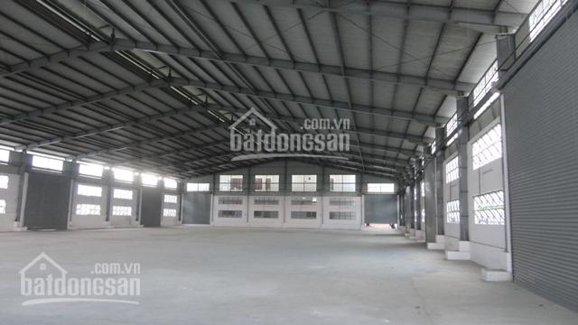 Cho thuê kho bãi nhà xưởng giá rẻ KCN Bình Xuyên, diện tích 1000m2, 4040m2, 5600m2