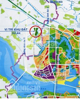 Bán nhà đất xây thô KĐT Hà Phong, huyện Mê Linh, 160m2, giá đất 14,5 tr/m2