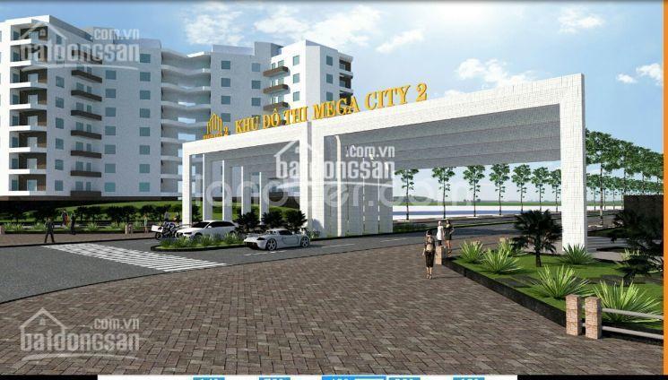 Dự án Mega City 2 chính thức nhận đặt chỗ, mặt tiền 25C, giá chỉ từ 590tr. LH: 0901261212