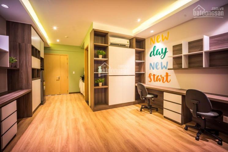 Chính chủ cho thuê officetel Charmington - 40m2 - Full nội thất cao cấp - Mới 100% - Như hình