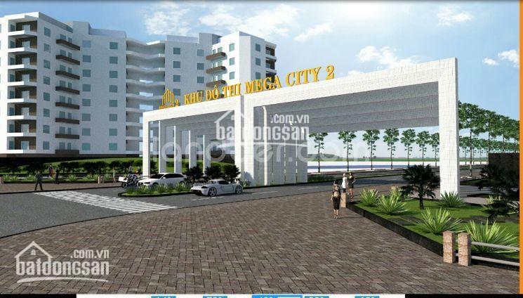 Đất vàng Mega City 2 khu đô thị mới Nhơn Trạch, giá chỉ từ 590tr/nền, CK 21%, 0901261212