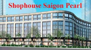 Cho thuê shophouse tại Sài Gòn Peal để làm văn phòng hoặc kinh doanh, DT 125-130m2, LH 0933510164