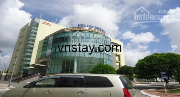 Văn phòng khu phầm mềm Quang Trung giá rẻ, chỉ 190 nghìn/m2, trang thiết bị cao cấp