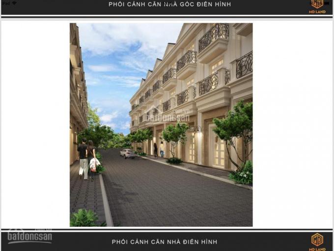 Mở bán giai đoạn 2 khu nhà phố sang trọng bậc nhất Bùi Tư Toàn, giá tốt nhất chỉ từ 4.4 tỷ/căn