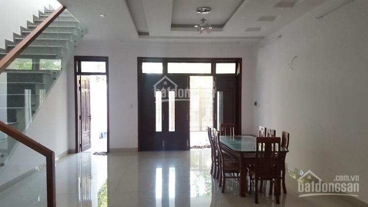 Cần cho thuê nguyên căn mặt tiền Phan Văn Trị, Cẩm Lệ, nhà 2 tầng, DTSD 168m2, tiện kinh doanh